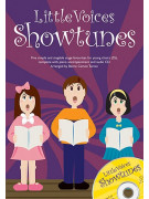 Little Voices - Showtunes (book/CD sing-along)