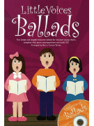 Little Voices - Ballads (book/CD sing-along)