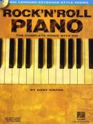 Rock'n'Roll Piano (book/CD)