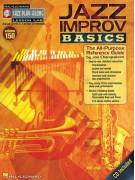 Jazz Play-Along Vol. 150: Jazz Improv Basics (book/CD)