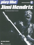 Play Like Jimi Hendrix (book/Audio Online)