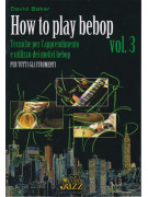 How to Play Bebop volume 3