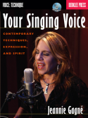 Your Singing VoiceContemporary Techniques (book/CD)