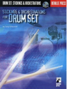 Stickings & Orchestrations for Drum Set (book/CD)