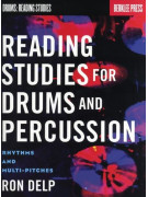 Reading Studies for Drums and Percussion