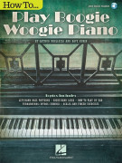 How to Play Boogie Woogie Piano (book/Audio Online)