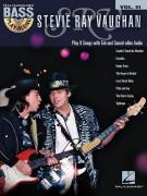 Stevie Ray Vaughan: Bass Play-Along Volume 51 (book/CD)