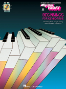 E-Z Play Today: Beginnings For Keyboards (book/CD)