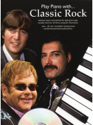 Play Piano With... Classic Rock (book/CD)