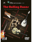 Ultimate Easy Guitar Play-Along: The Rolling Stones (book/DVD)