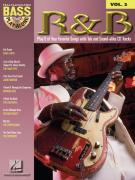 R&B: Bass Play-Along Volume 2 (book/CD)