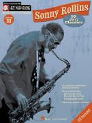 Sonny Rollins: Jazz Play-Along Volume 33 (book/CD)