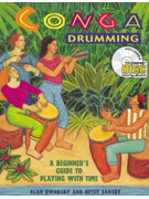Conga Drumming-A Beginner Guide to Playing with Time (book/CD)