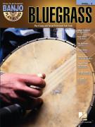 Bluegrass: Banjo Play-Along Volume 1 (book/CD)