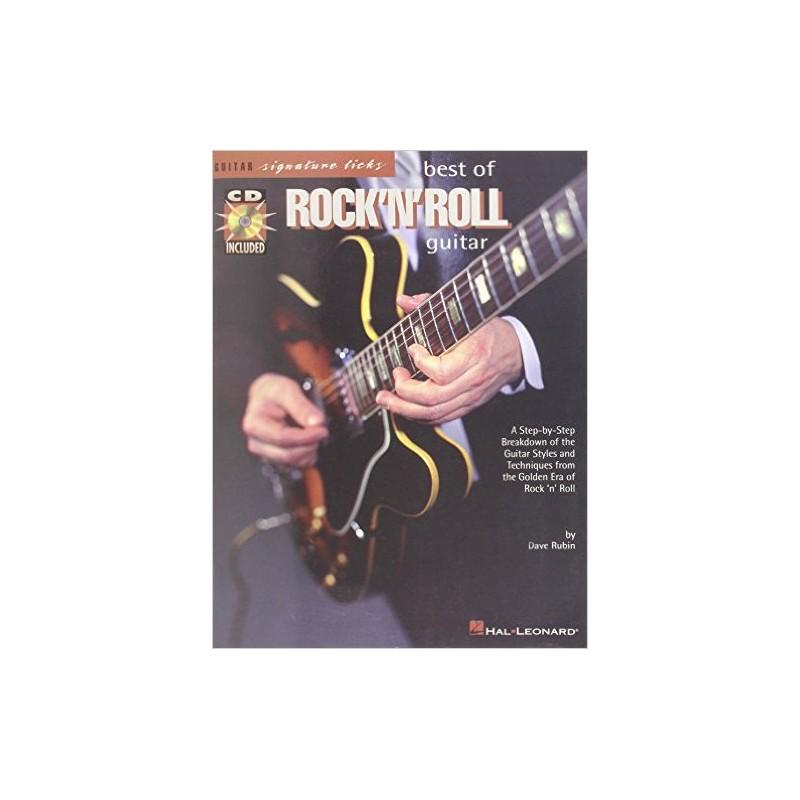 best of rock 39 n 39 roll guitar book cd birdland shop. Black Bedroom Furniture Sets. Home Design Ideas