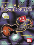 J. S. Bach for Electric Guitar (book/CD)