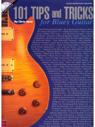 101 Tips and Tricks for Blues Guitar (book/CD)