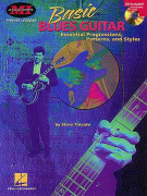 Basic Blues Guitar (book/CD)