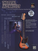 The Total Jazz Bassist (book/CD)