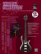The Total Funk Bassist (book/CD)
