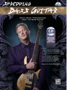 Shredding Bass Guitar (book/CD)