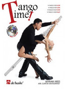 Tango Time! For Flute (book/CD play-along)