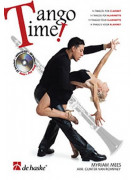 Tango Time! For Clarinet (book/CD play-along)