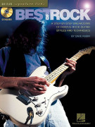 Best of Rock: Signature Licks (book/CD)