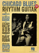 Chicago Blues Rhythm Guitar (Book/DVD)