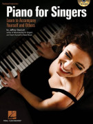 Piano for Singers (book/CD)