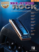 Blues Rock: Harmonica Play-Along Volume 3 (book/CD)