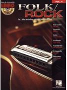 Harmonica Play-along: Folk/Rock (book/CD)