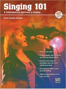 Singing 101 (book/DVD)