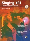 Singing 101 - A Contemporary Approach to Singing (book/DVD)