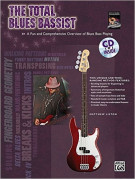 The Total Blues Bassist (book/CD)