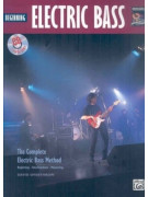 Complete Electric Bass Method: Beginning Electric Bass (book/CD)