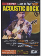 Lick Library: Learn To Play Easy Acoustic Rock (DVD)