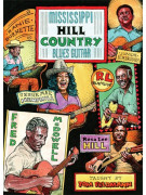 Mississippi Hill Country Blues Guitar (DVD)