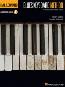 Hal Leonard Blues Keyboard Method (book/Audio Online)