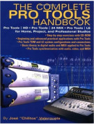 The Complete Pro Tools Handbook (book/CD Rom)