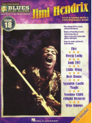 Blues Play-Along Volume 18: Jimi Hendrix (book/CD)