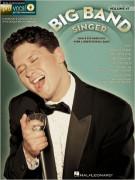 Pro Vocal: Big Band Singer Volume 47 (book/CD sing-along)