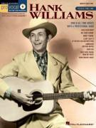Pro Vocal: Hank Williams Volume 39 (book/CD sing-along)