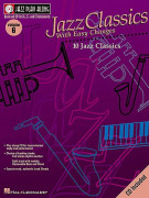 Jazz Play-Along Volume 6: Jazz Classics (book/CD)