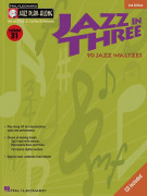 Jazz Play-Along Volume 31: Jazz In Three (book/CD)