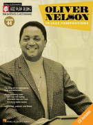 Jazz Play-Along volume 44: Oliver Nelson Compositions (book/CD)