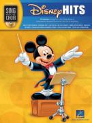 Sing with a Choir: Disney Hits (book/CD sing-along)