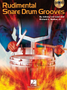 Rudimental Snare Drum Grooves (book/CD)