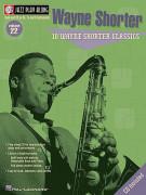Jazz Play-Along vol.22: 10 Wayne Shorter Classics (book/CD)