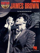 James Brown: Guitar Play-Along Volume 48 (book/CD)